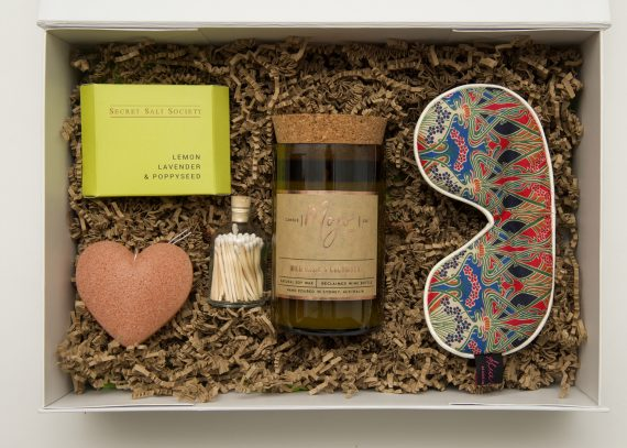Relax & Revive White Box Gift Set