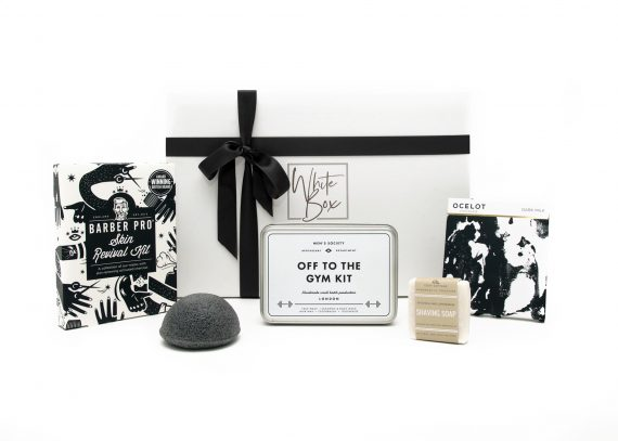 Monochrome-man-gift-box