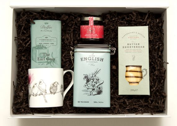 time for tea gift package